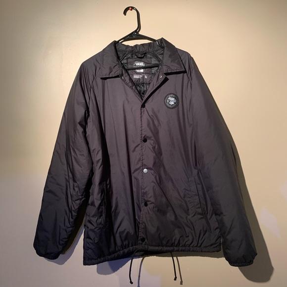 ceb9f4f30 Vans x The North Face Jacket - Black - Sze XL 9/10